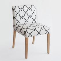 Link Black Chair