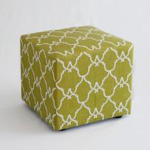 Link Reverse Chartreuse Ottoman